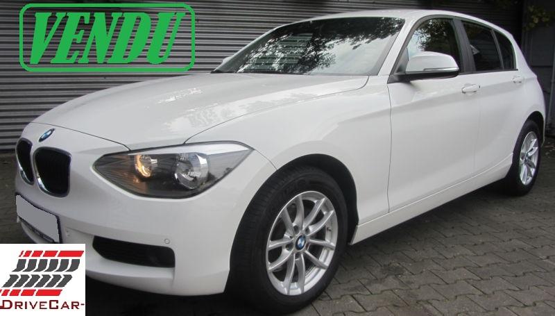 BMW SERIE 1 (F20) ADVANTAGE