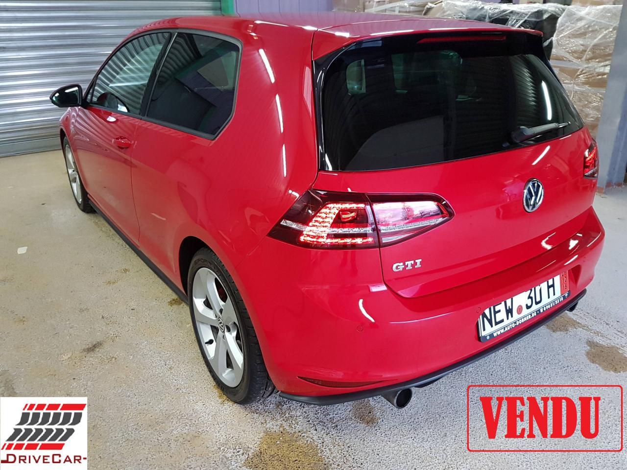 VW GOLF 7 GTI / LED