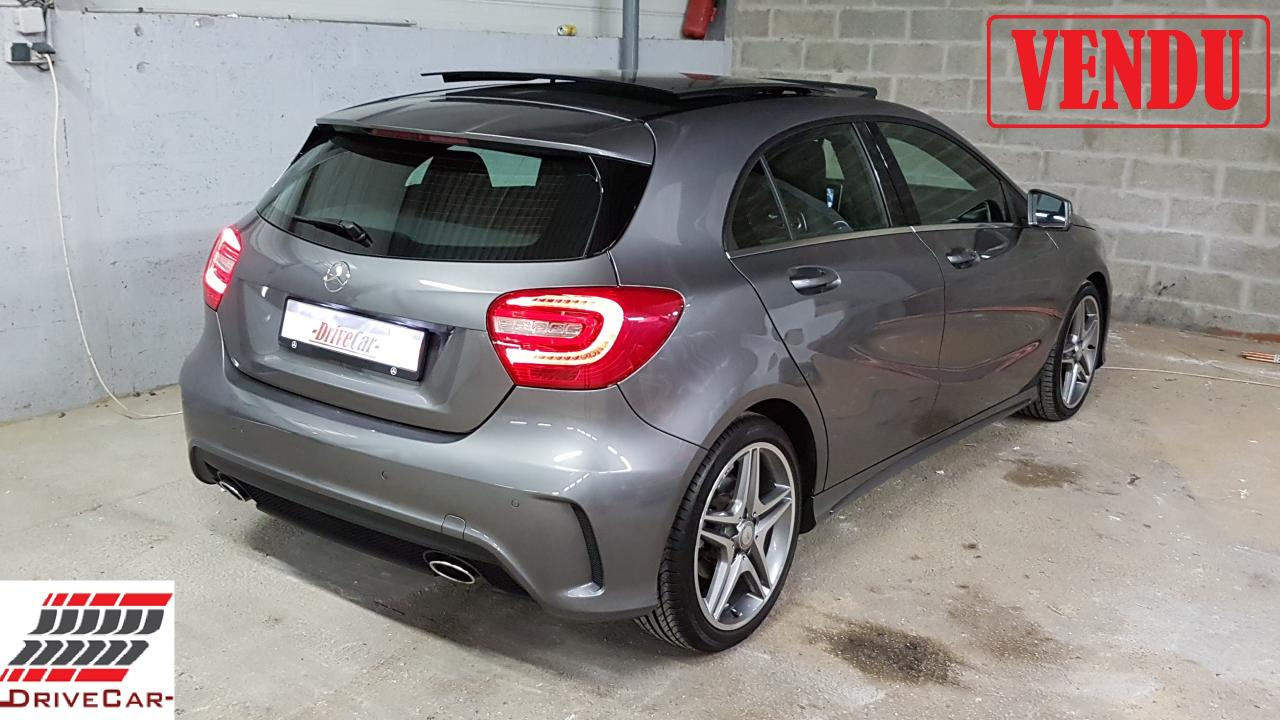 CLASSE A 180 FASCINATION PACK AMG