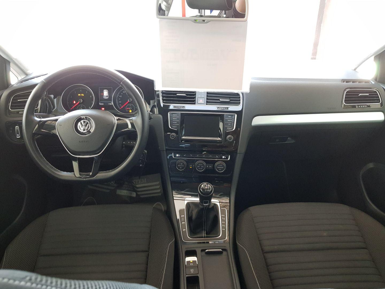 VW GOLF 7 TSI 122