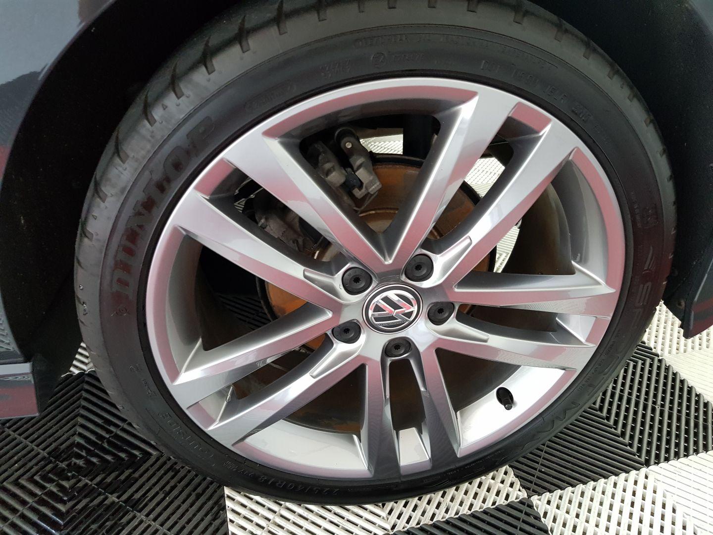 VW GOLF 7 R LINE
