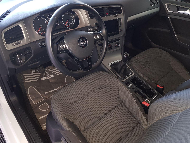 VW GOLF 7 TSI 105CH