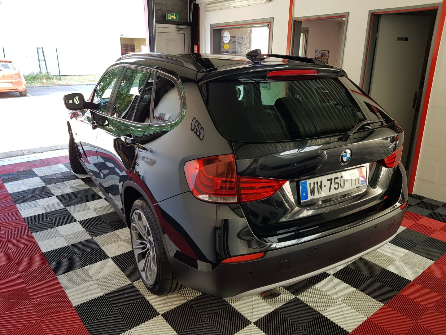 BMW X1 20D SDRIVE