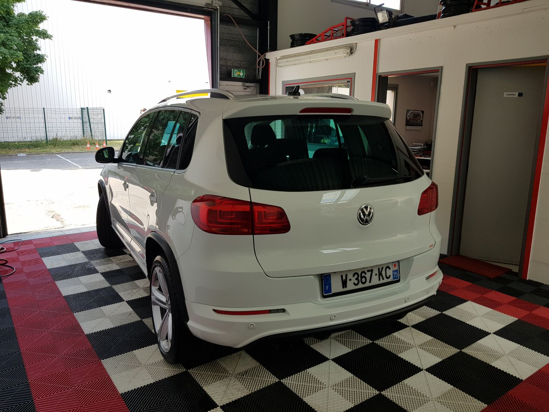 VW TIGUAN RLINE TSI 122