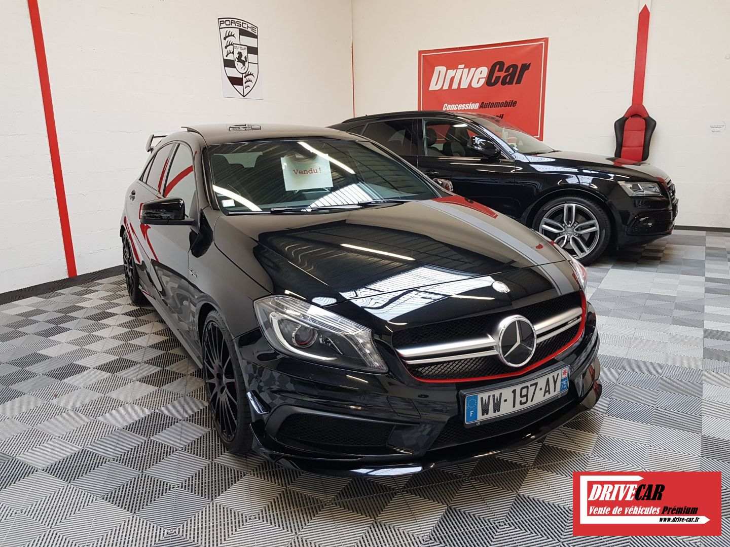 MERCEDES A45 AMG EDITION ONE