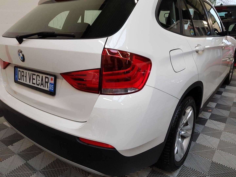 BMW X1 18D XDRIVE