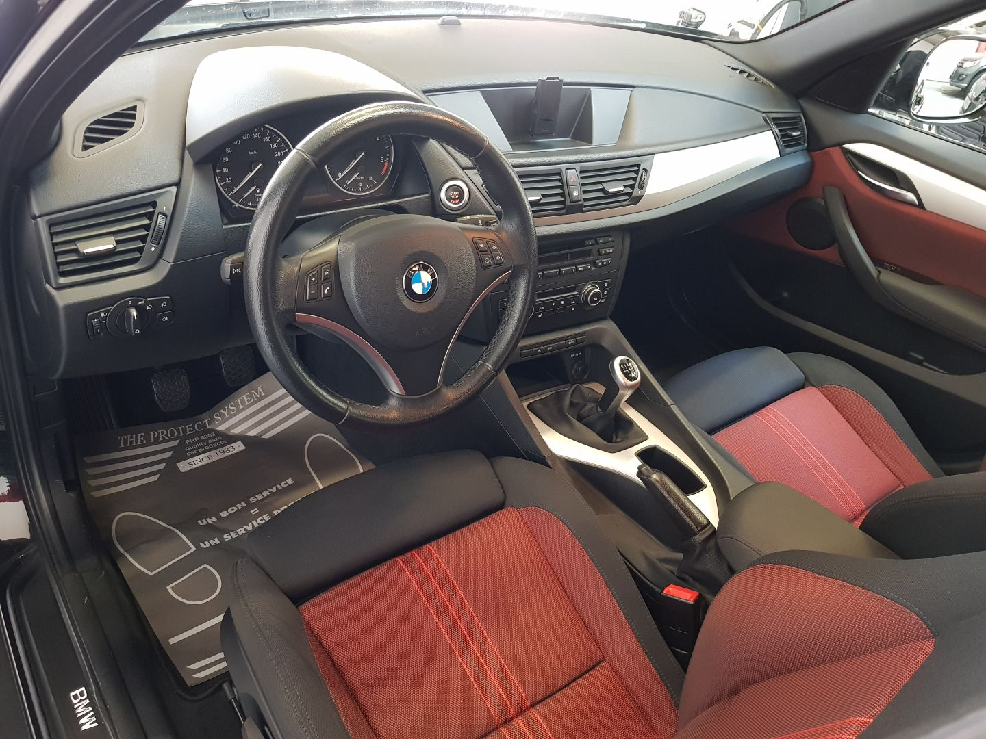 BMW X1 18D SDRIVE
