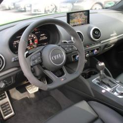 AUDI RS3  9990km 04 2018 VERT
