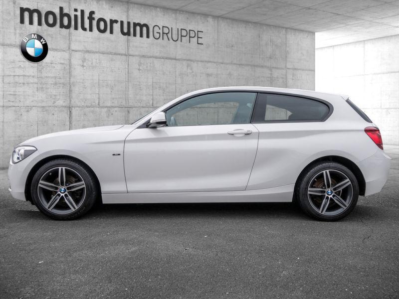BMW 114i SPORT 42984KM 01 2013 BLANC 3P 03