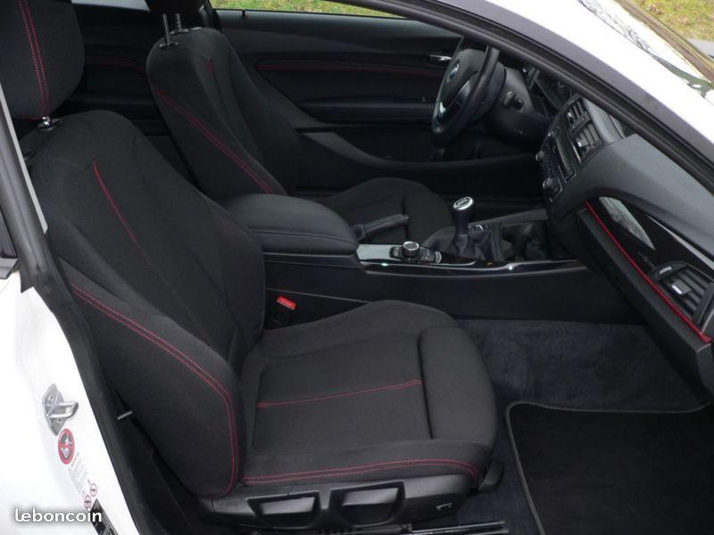 BMW 114i SPORT 42984KM 01 2013 BLANC 3P. 11