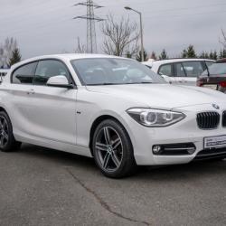 BMW 114i SPORT 42984KM 01 2013 BLANC 3P