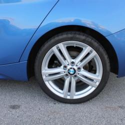 BMW 116D 62750KM 12 2014 BLEU 5P 04