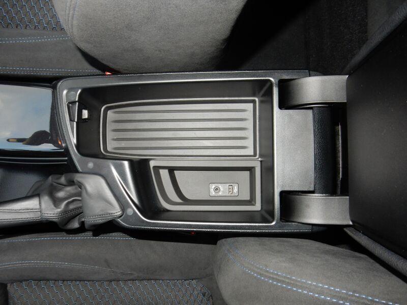 BMW 116D 62750KM 12 2014 BLEU 5P 08