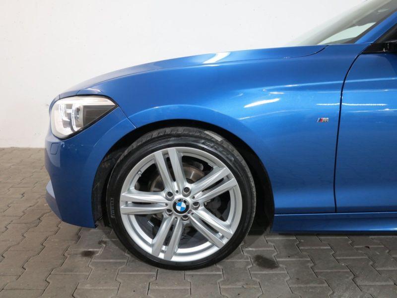 BMW 116i 55675KM 06 03 15 BLEU 12