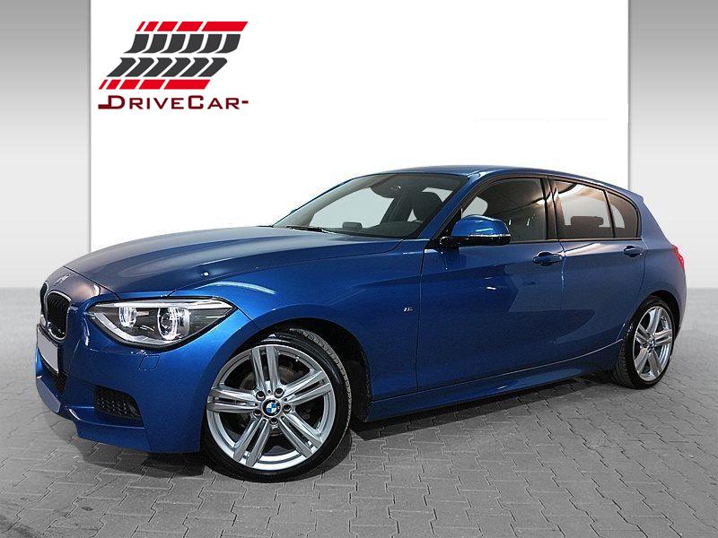 BMW 116i 55675KM 06 03 15 BLEU