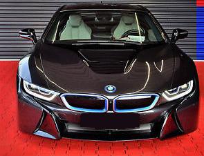 BMW I8 PURE