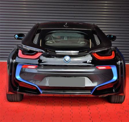 BMW I8 26.500 km 06 2014 06