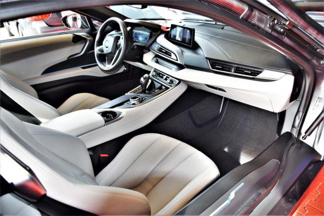 BMW I8 26.500 km 06 2014 11
