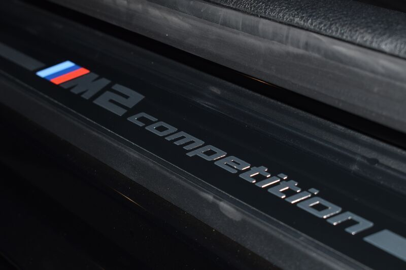 BMW M2 Competition Coupé 0KM NEUF NOIR