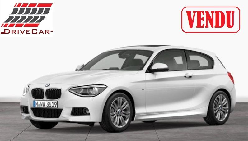 BMW SERIE 1 M-SPORT (F21) TOIT OUVRANT