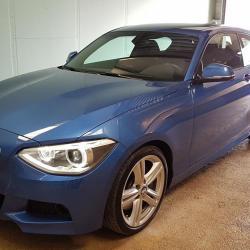 BMW SERIE 1 M SPORT 116D