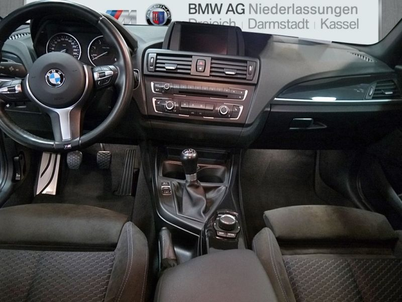 BMW SERIE 1 M-SPORT 116D  43 751KM 11 2014