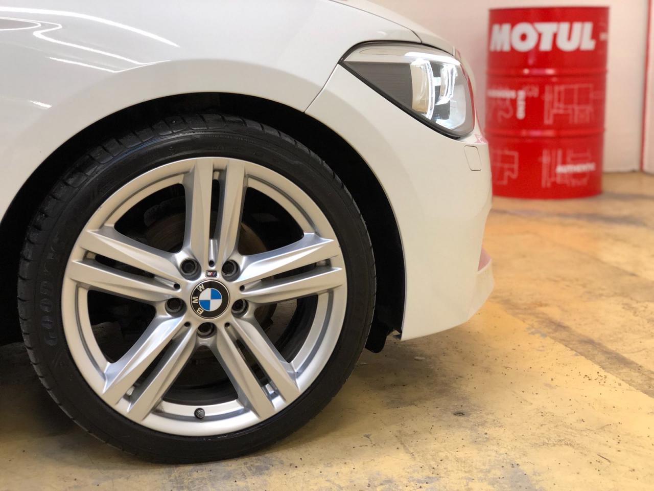 BMW M SPORT 114i 49800KM 10 2014