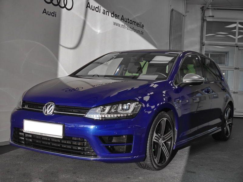 VW GOLF 7 R 300ch