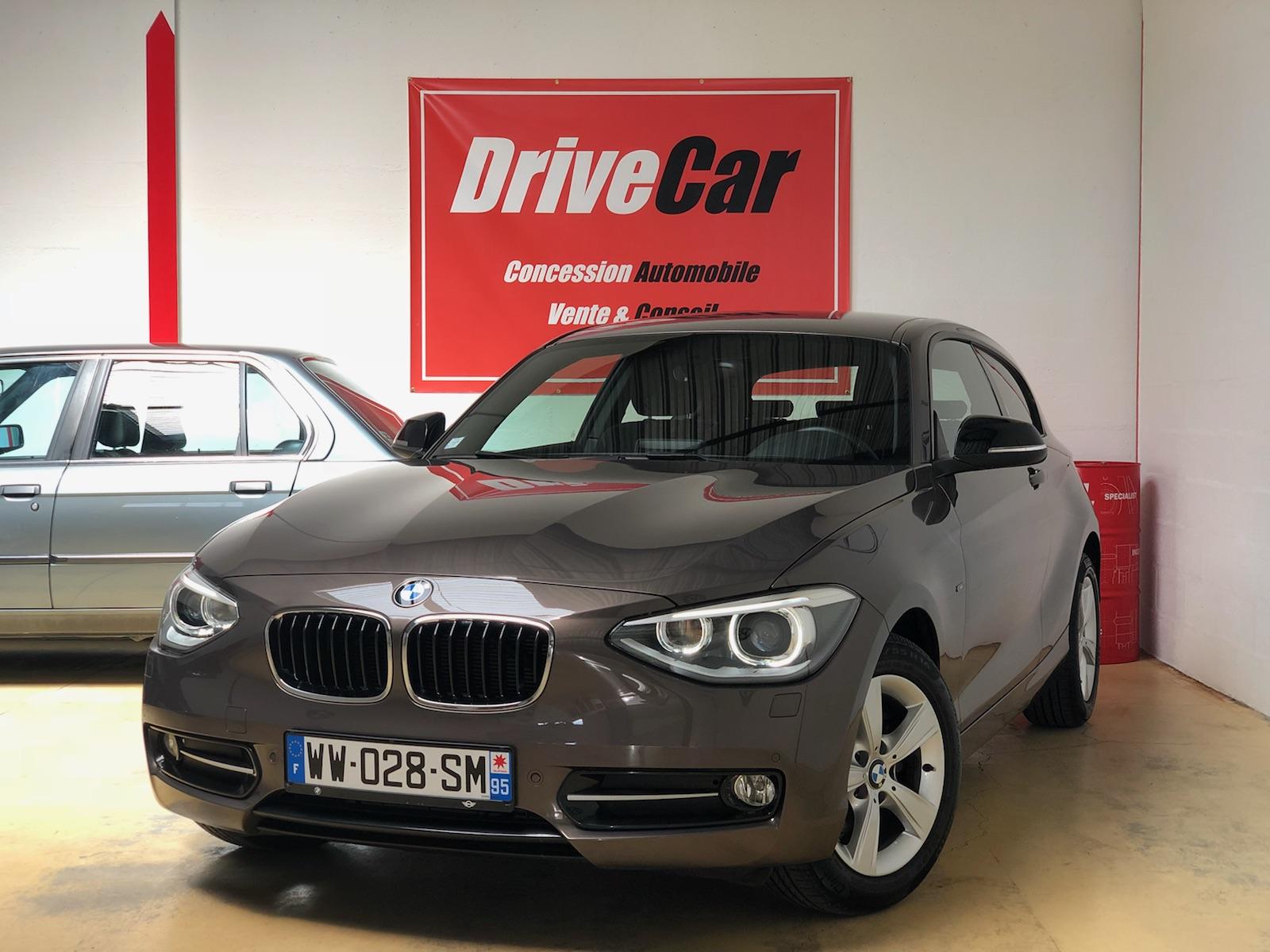 BMW 116i SPORT-LINE