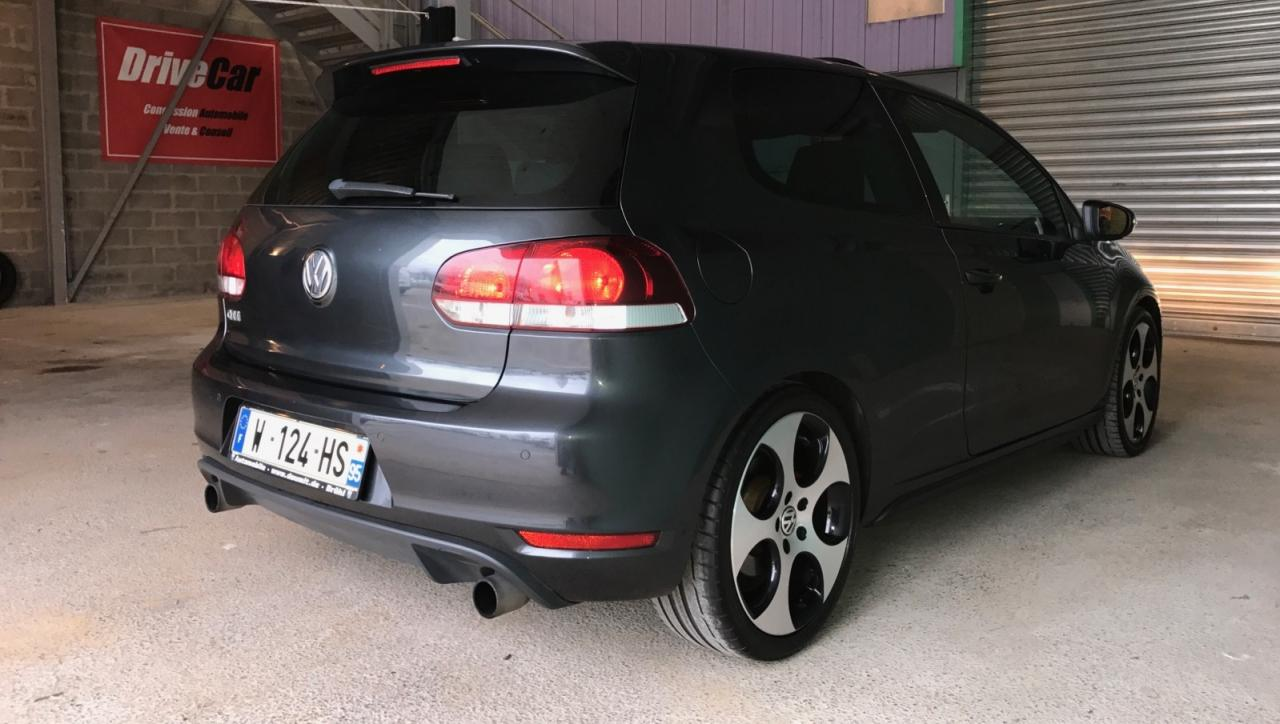 VW GOLF MK6 GTI 211
