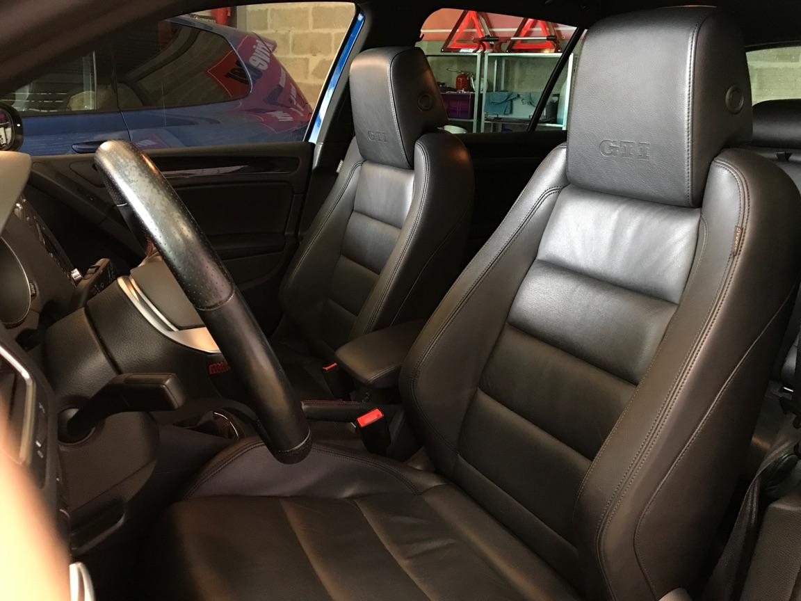 VW GOLF 6 GTI 89MKM 2010