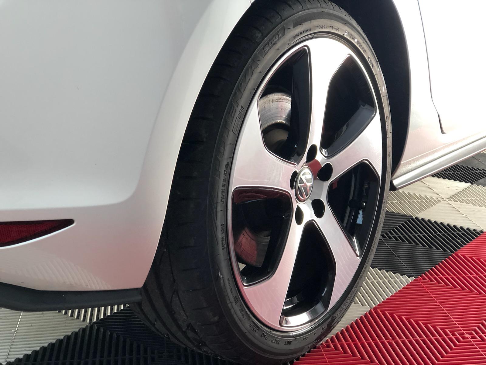VW GOLF 7 GTI DSG