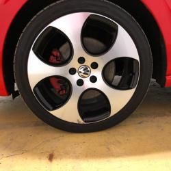 VW POLO GTI 180CH DSG 64000KM 2011