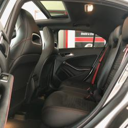 MERCEDES A250 AMG