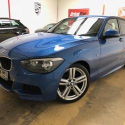 BMW 116i M SPORT 36MKM 2014