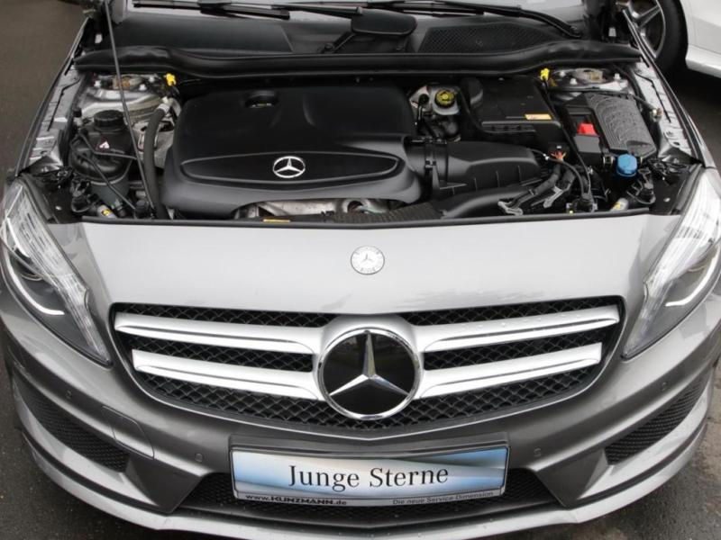MERCEDES A180 FASCINATION AMG 55350KM 07 2013
