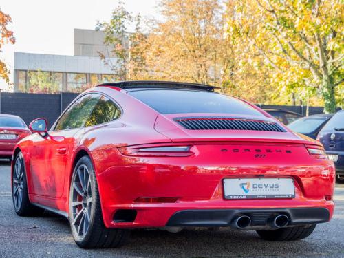 PORSCHE 911 CARRERA 4S 9 125 km 07 2016 02