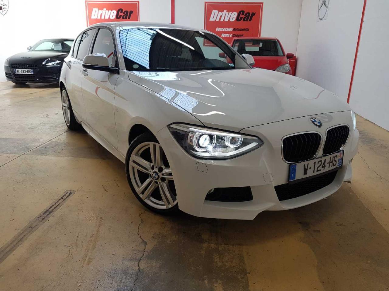 BMW 116D 28616KM 10/2014