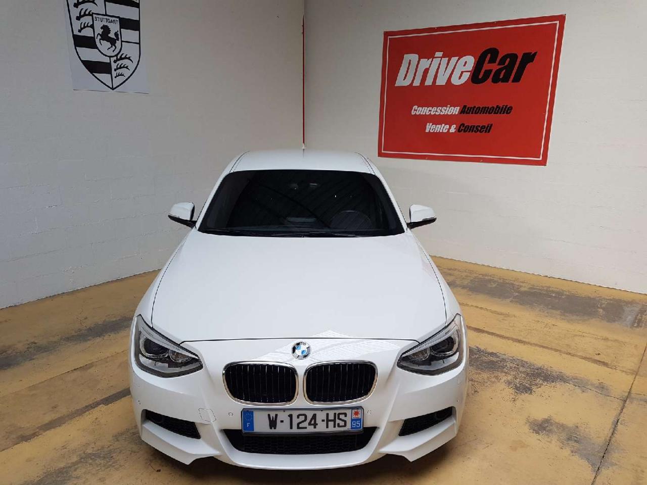 BMW SERIE 1 M-SPORT 49900KM 12 2014