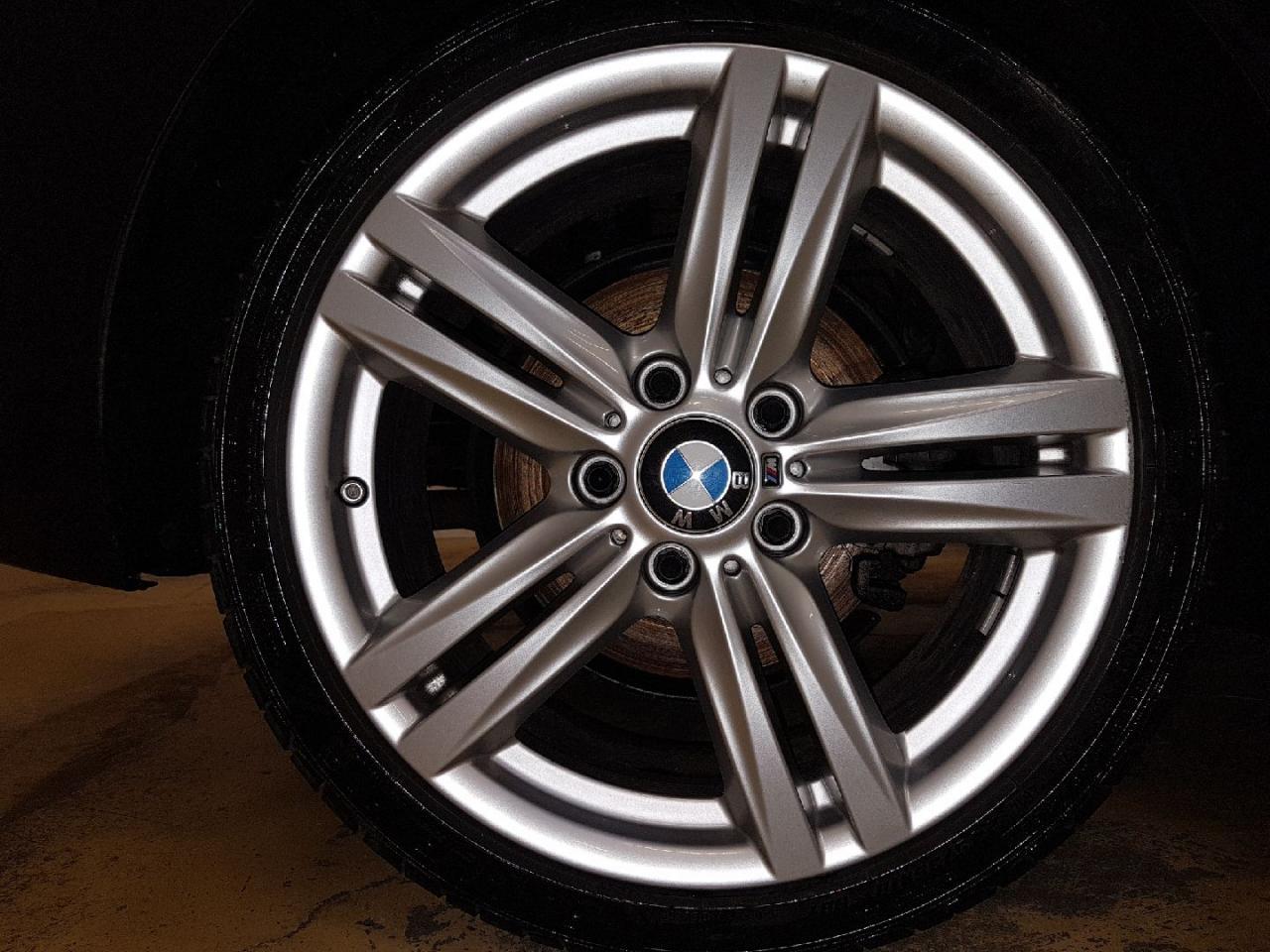 BMW SERIE 1 M-SPORT 26MKM 2015 NOIR