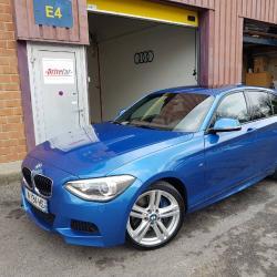 BMW SERIE 1 M-SPORT 116i BVA