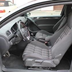 VW GOLF 6 GTI 08 2011 148000KM GRISE