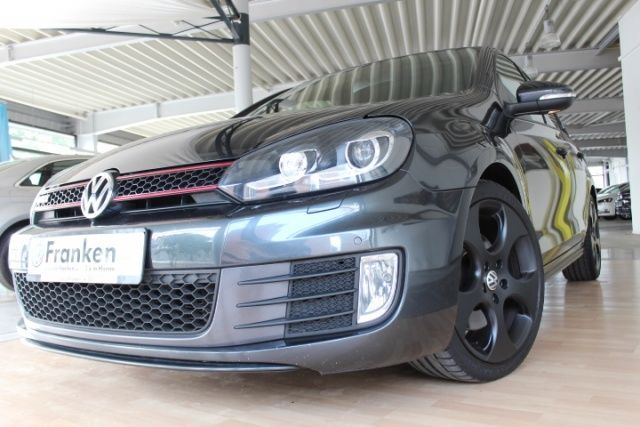VW GOLF 6 GTI GRIS CARBONE 110mkm 2009