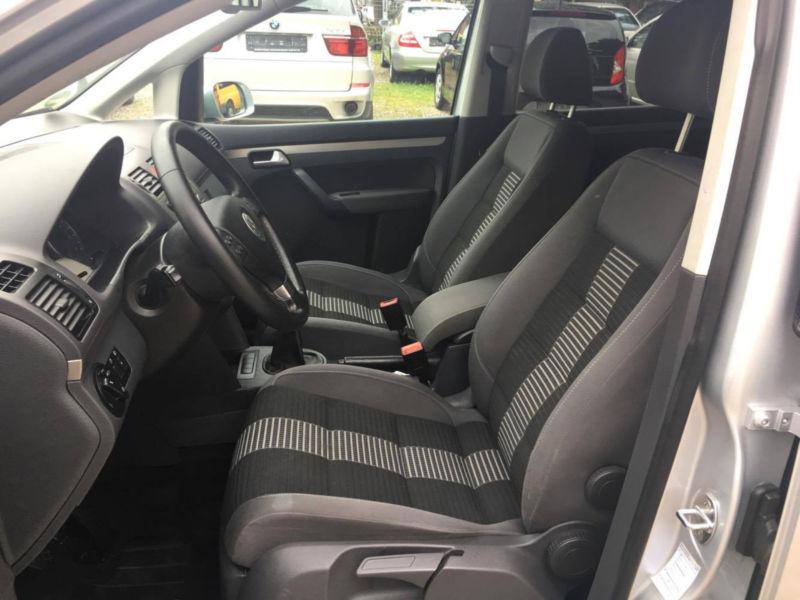 VW TOURAN 1.9TDI 98 530 km 09 2008 GRIS 07