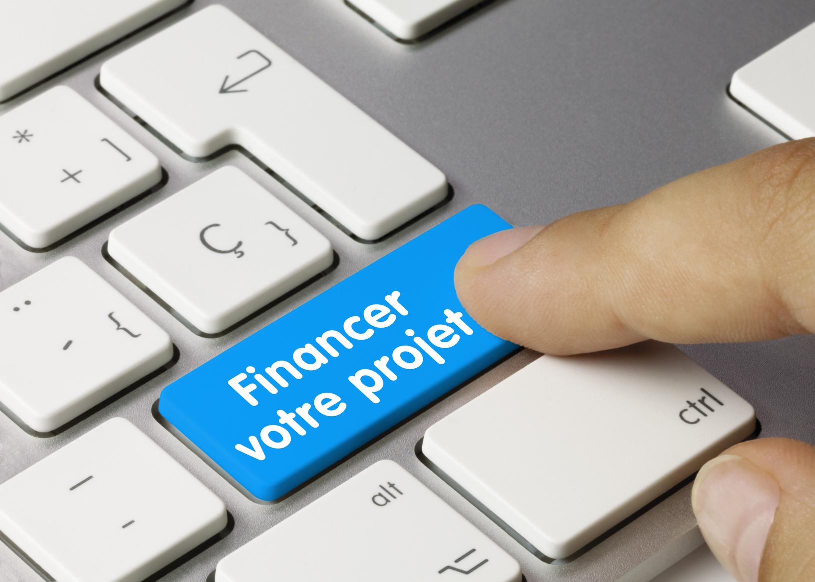 Financer un projet dentreprise