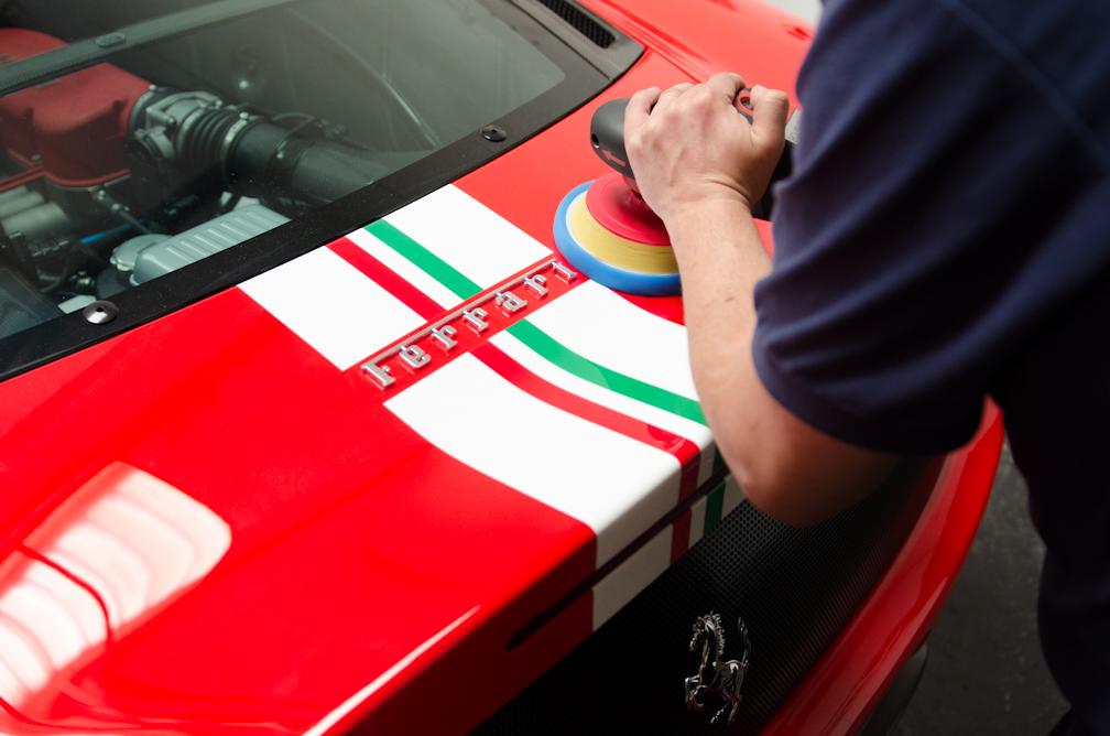 Renovatio vehicle polishing