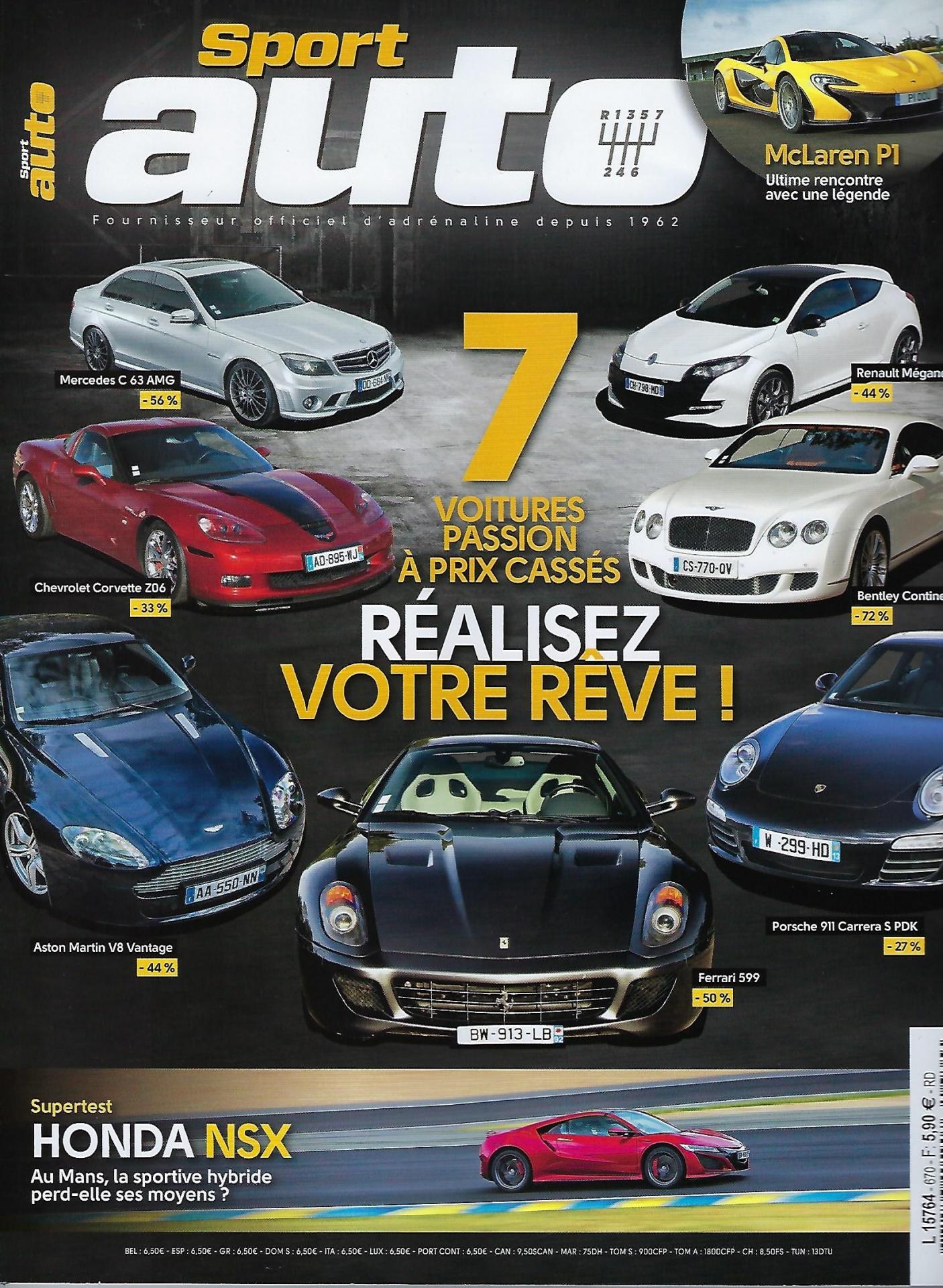 Sport auto reportage drivecar page 1 jpeg