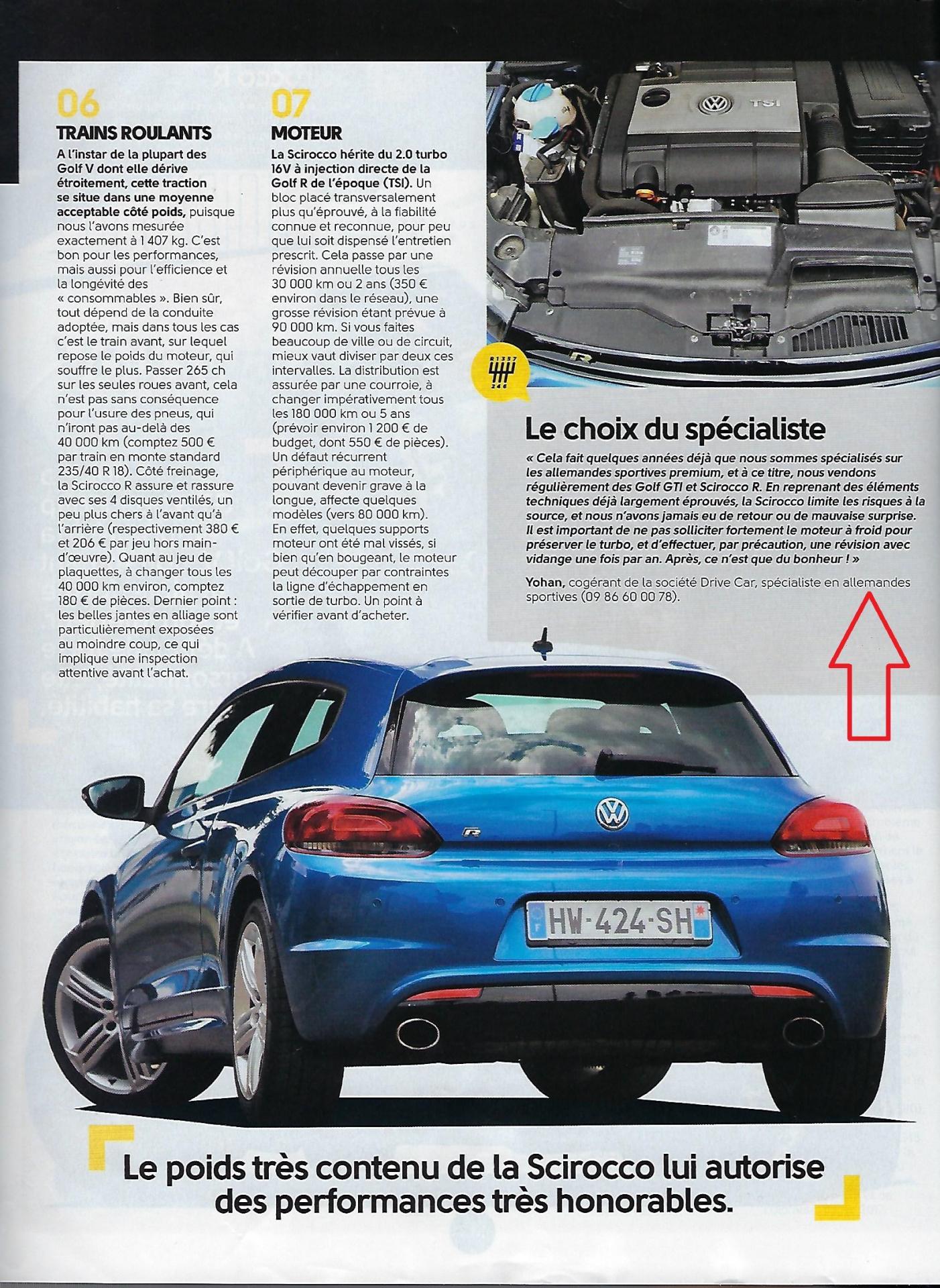 Sport auto reportage drivecar page 4