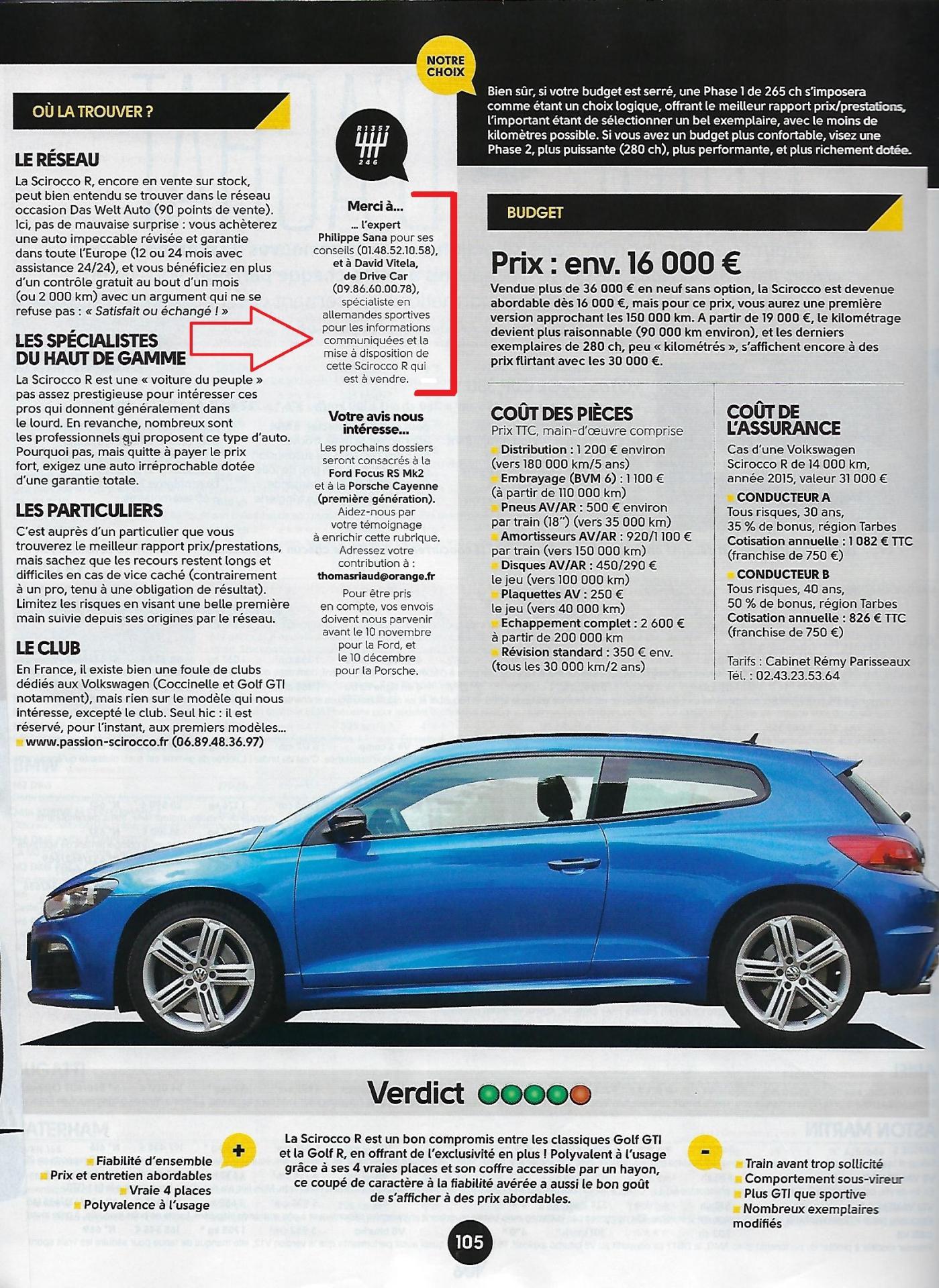 Sport auto reportage drivecar page 5