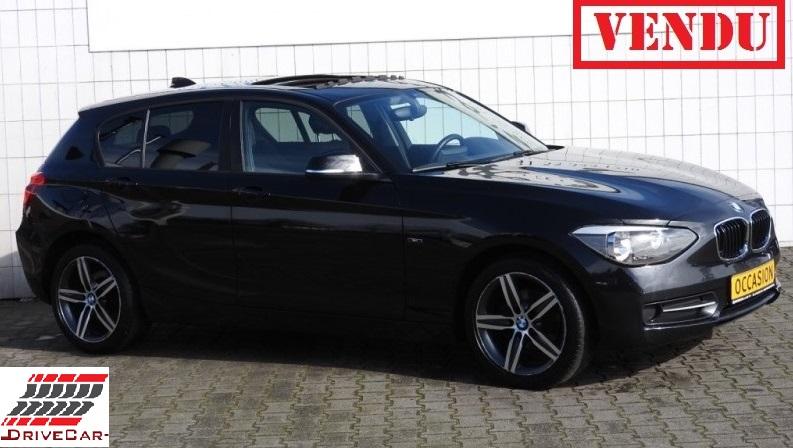 BMW SERIE 1 F20 SPORT